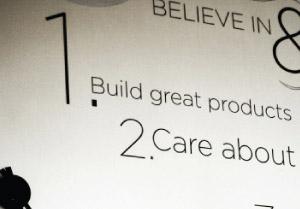 true to beliefs