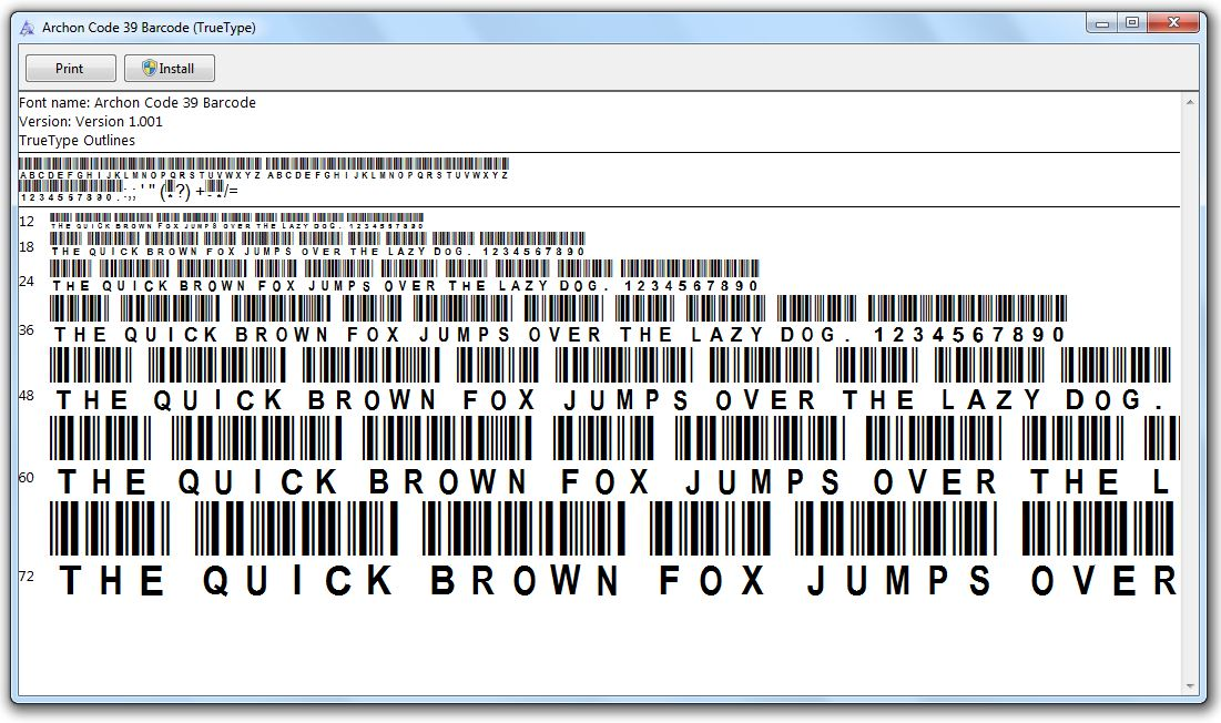 Download easier batch barcode generator 6. 6. 12.