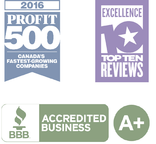 inFlow Inventory has been named on Profit 500's list; Canada's Fastest Growing Companies in 2016. inFlow Inventory also as A+ accredidation from the BBB and has been ranked the #1 inventory software by Top Ten Reviews.