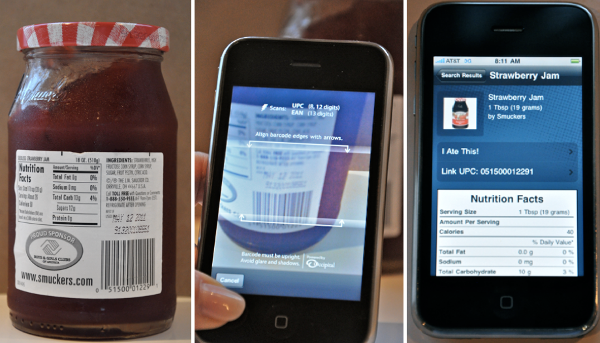 9 interesting uses of barcodes inflow inventory blog for Food barcode