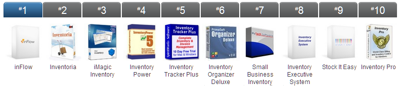 2014 Top 10 Review List of Inventory Management Software