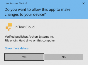 How to download and install the inFlow Cloud clients - inFlow
