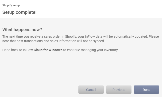 Shopify Inventory Made Easy with inFlow Cloud - inFlow