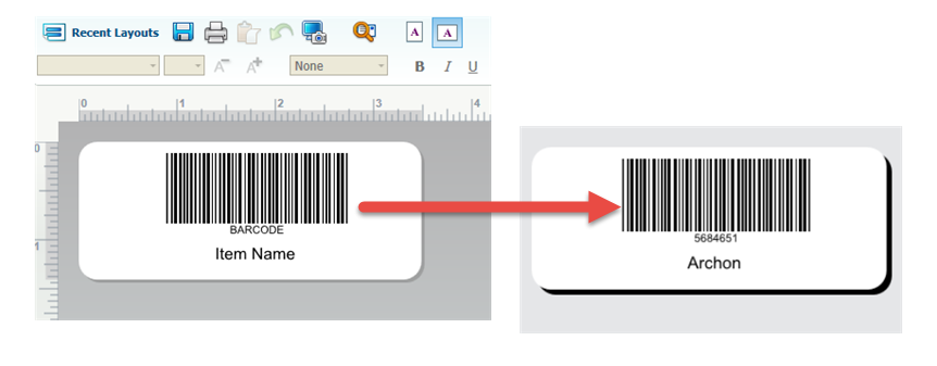 Dymo Label Templates Made Easy with inFlow Cloud - inFlow