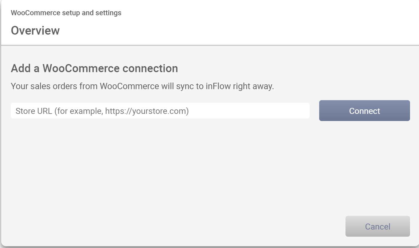 Woocommerce Inventory Made Easy With Inflow Cloud Inflow Inventory