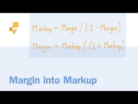 How to turn Markup into Margin   inFlow Inventory