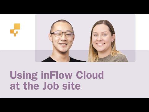 Webinar: Using inFlow Cloud at the Job site