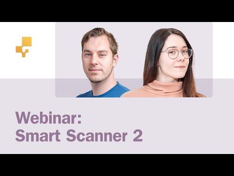 Webinar: inFlow Smart Scanner 2