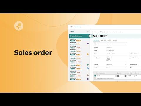 How To Create Sales Orders in inFlow Cloud