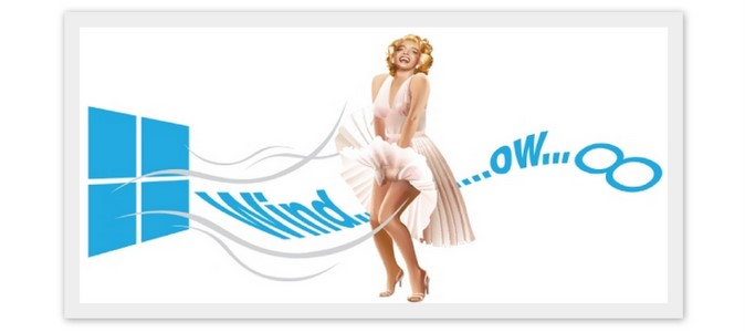 Wind Ohh Windows 8 Logo