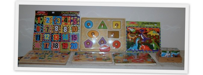 Unpacking Games and Toys Inventory