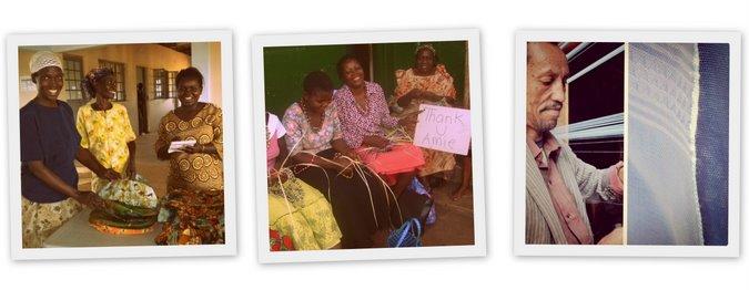 Uganda Thanking Amie Mariana